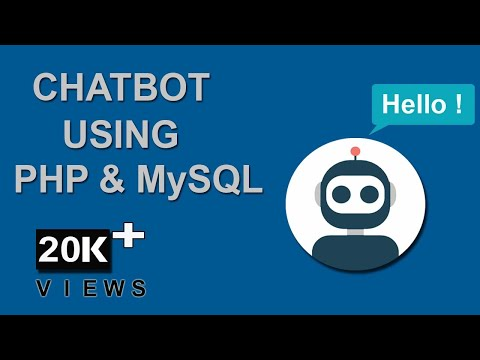 Chatbot Using Php Mysqli