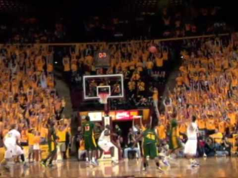 ASU Basketball Intro - Men