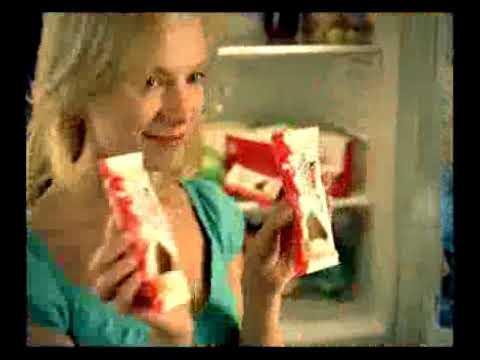 Музыка из рекламы Kinder - Молочный ломтик (Россия) (2009)