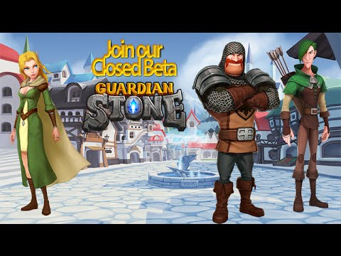 Guardian Stone Android Closed Beta Trailer