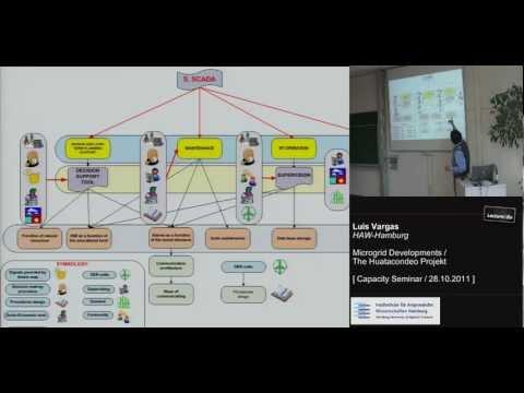 Capacity Seminar, Luis Vargas, G. Jiménez-Estévez - Microgrid Developments/Huatacondeo Project