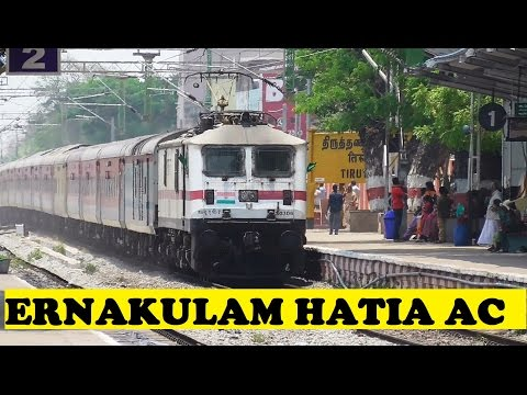 Ernakulam Hatia AC Dharti Aaba Whines Too Hot   Tiruttani