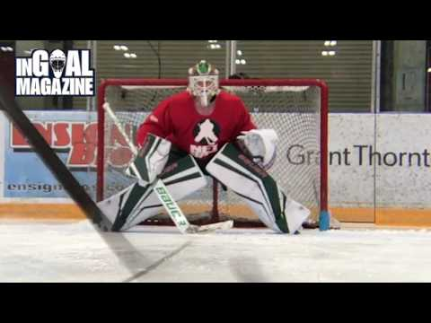 Devan Dubnyk Debuts Personal Graphic on New Bauer 2S Pro Setup