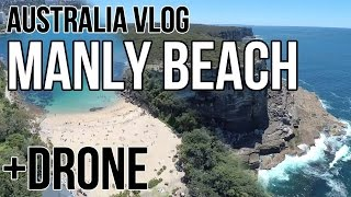 Manly Beach is AMAZING! &  North Head Drone Footage | Sydney Harbour | Australia