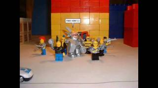 CoH Legos - Freak and Ye Shall Find