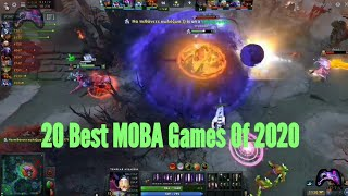 20 Best MOBA Gaṁes Of 2020 [HD]