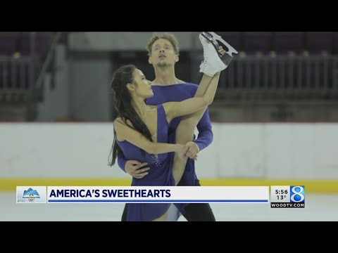 Canada's Olympic ice dance darlings Virtue, Moir become Classroom Champions from YouTube · Duration:  1 minutes 15 seconds
