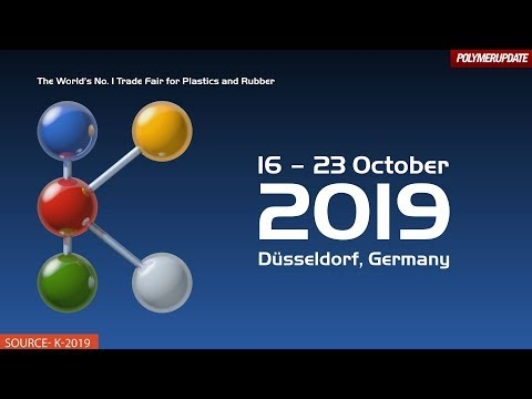 Are You Ready For K 2019? The World's Premier Fair For The Plastics And Rubber Industry