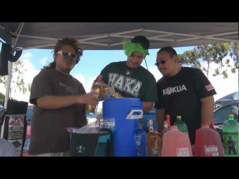 University of Hawaii Vs. New Mexico State 10/22/11 Jungle Juice