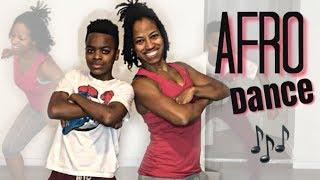 Amanda Malela-Hosanna | MOM & SON AFRODANCE | Get Fit With Lorna