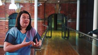 A #CitizensofMCR film marking 10 years of the People's History Museum in the Pump House, Manchester