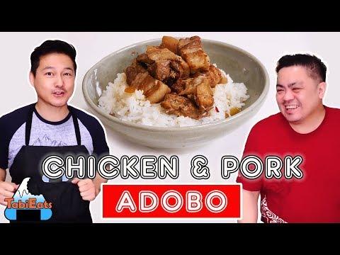 How to Make Chicken Pork Adobo (RECIPE)