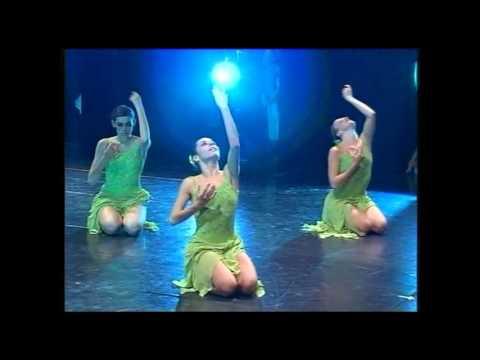 Danza moderna - Primavera - Ludovico Einaudi  - Ecole de ballet 2007