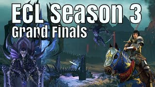 Eternal Challenger League Season 3 | GRAND FINALS - Total War Warhammer 2