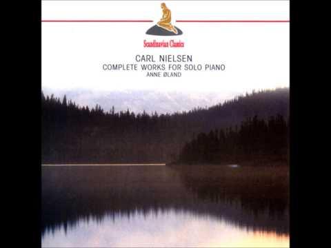 Nielsen 3 Piano Pieces Op.59  POSTH