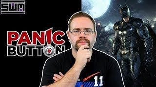 Panic Button Set To Announce A BIG Switch Port And Rocksteady Finally Talks   News Wave