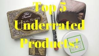 Top 5 Underrated Products!