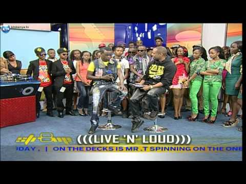 Str8up Live Interview : Willy Paul