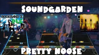 Soundgarden - Pretty Noose - Rock Band 2 DLC Expert Full Band (November 25th, 2008)