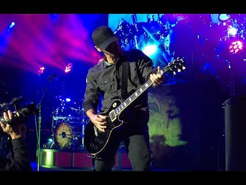 GodSmack Under Your Scars Live Concert in Connecticut Mohegan Sun July 26 2019
