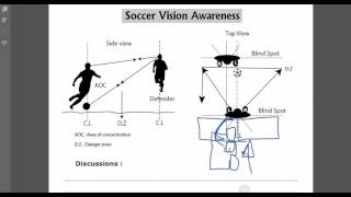 Soccer Footwork Drills : Soccer Vision awareness