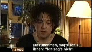 The Cure / Robert Smith Interview @ Markus Kavka