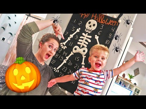 NEW HALLOWEEN FAMILY TRADITION! 🎃
