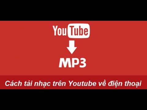 Tải nhạc trên youtube về zing mp3 ( #ahay )