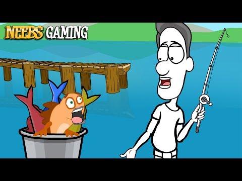 Illegal Fishing : Animated Jokes