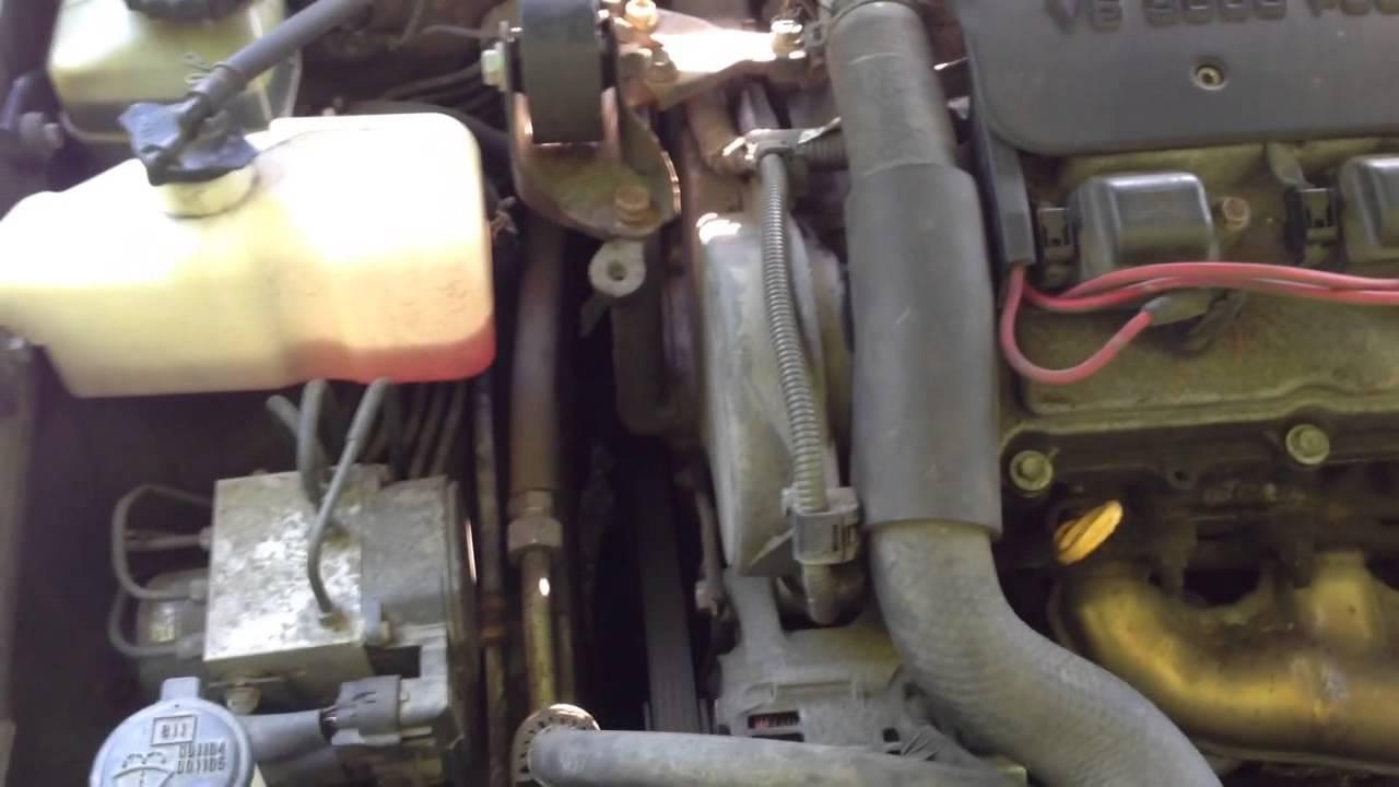 tdi engine diagram toyota camry 1mz fe a c noise youtube  toyota camry 1mz fe a c noise youtube