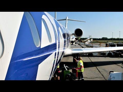 [Tripreport] Adria Airways Bombardier CR900   Economy  Munich(MUC/EDDM) to Zürich (ZHR/LSRH)