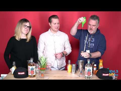 Valentine And Jill Make NationalMargaritaDay Drinks