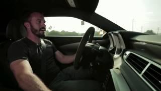 Test drive Chevrolet Camaro SS 1LE 2013