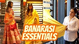 New Age Banarasi Trends for 2018 | Wedding Shopping Guide