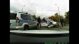 Страшное ДТП с участием полиции