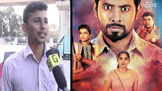 Nagesh Thiraiyarangam Public Opinion | Aari, Ashna Zaveri | Mohamed Issack | Galatta