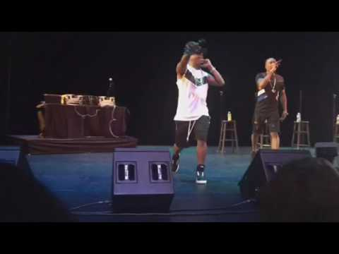 Dru Hill LIVE (Albany)