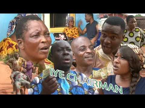 Latest Benin Dance Drama ►IYE-CHAIRMAN(Loveth Okh Movies).