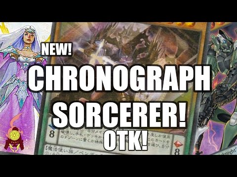 *YUGIOH* NEW CHRONOGRAPH SORCERER IN ACTION! NEW PENDULUM MAGICIAN  OTKs! W Igknights 2016!
