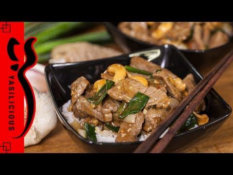 blitzrezept-gebratenes-rindfleisch-mit-lauchzwiebeln-und-cashews-–-einfach-asiatisch-kochen