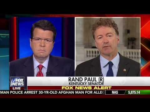 "Sen. Rand Paul on Fox News' ""Your World w/ Neil Cavuto"" - March 28, 2017"