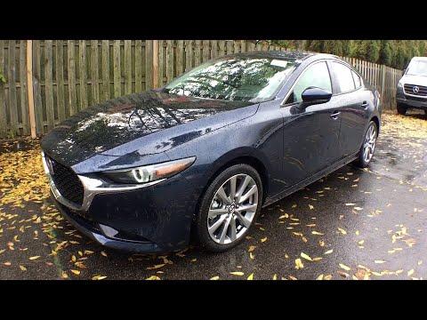 2020 Mazda Mazda3 Sedan Grand Rapids, Kalamazoo, Lansing, Jackson, Ann Arbor, MI M20001