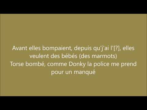Niska  Tuba Life ft Booba Lyrics Paroles
