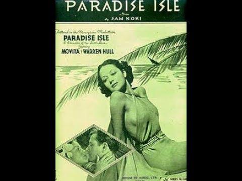 Paradise Isle 1937_Lani McIntyre_Movita_Warren Hull