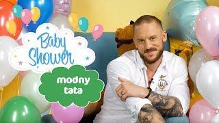 MODNY TATA o pępkowym i czego się bał przed narodzinami - BABY SHOWER