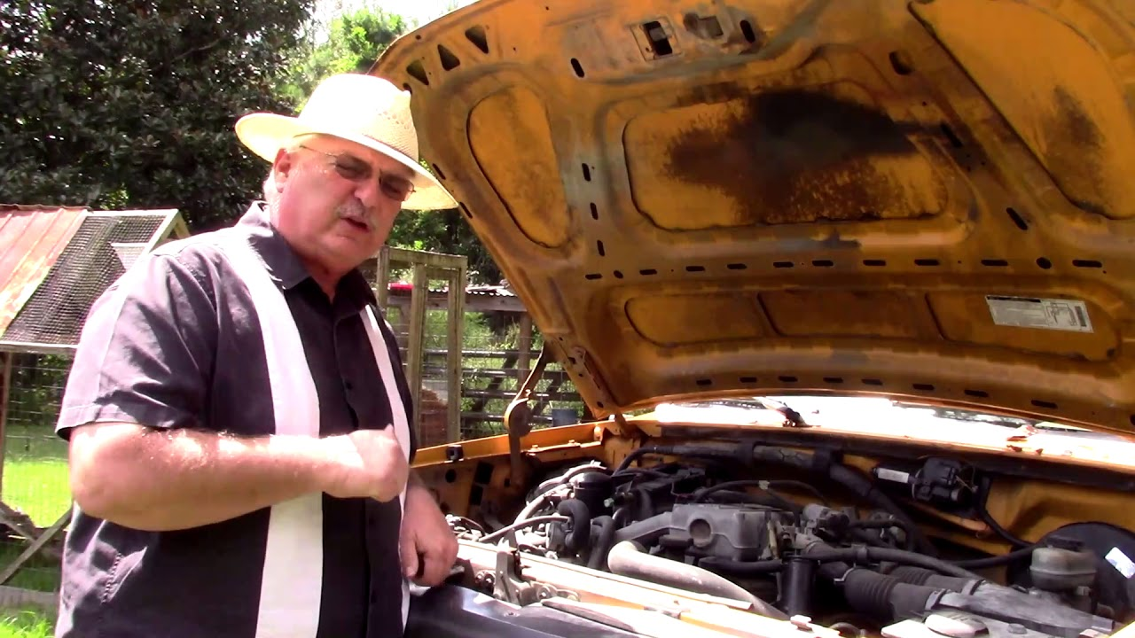 1994 Ford F150  Is it the solenoid, starter, or ignition