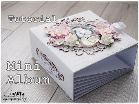 Tutorial: How to decorate a Mini Album