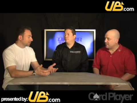 Under The Gun -- Deep Runs At The WSOP with Bernard Lee and Lee Childs