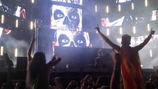 Fatboy Slim - Eat Sleep Rave Repeat @ EMF 2014