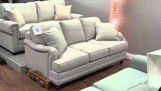 Bassett Custom Furniture Couch Sofa Loveseat Recliners Pinellas Park FL